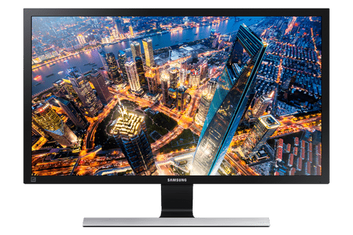 "Monitor 4k Samsung 28"" U28E590 - 1MS, 60HZ, HDMI(2x), DP e Entrada para Headphone"