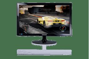 "Monitor Gamer Full HD LED Samsung 24"" 1MS, 75HZ, HDMI"