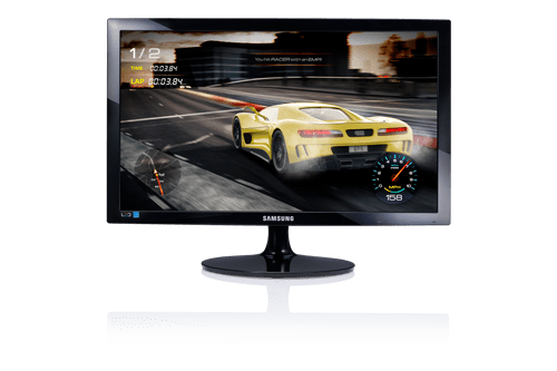 "Monitor Gamer Full HD LED Samsung 24"" 1MS, 75HZ, HDMI"