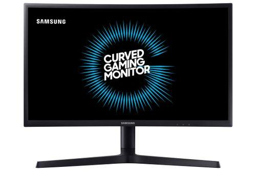 Monitor Gamer Curvo QLED 1MS, 144HZ, FHD, HDMI, DP, HAS Dua Hinge