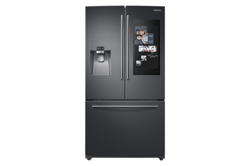 Geladeira French Door Family Hub 582L Black Edition com CoolSelect Zone™