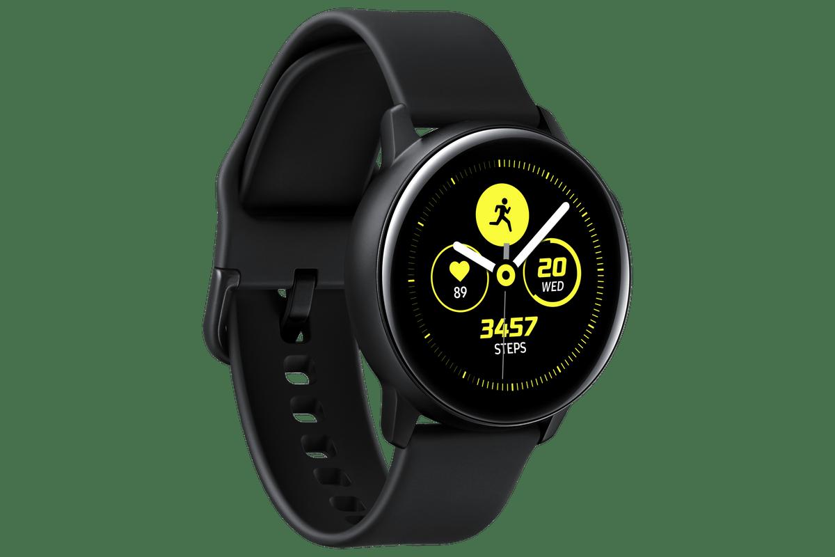 Conheça o Galaxy Watch Active 2 e todas as suas funções! (Foto: Divulgação/Samsung)