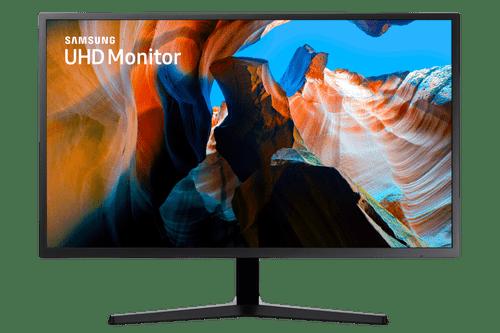 """Monitor UHD 32"""" U32J590UQL com 1 bilhão de cores"""