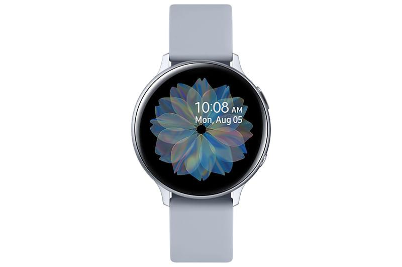 Smartwatch Samsung Galaxy Watch Active 2 Bt (44mm) - Prata Sm-r820